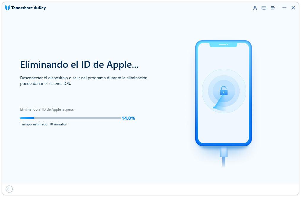 borrar id apple cuando buscar mi iphone está activado