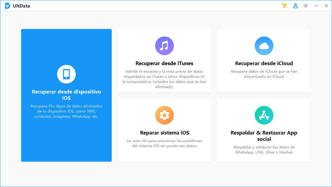 recuperar datos desde copia itunes