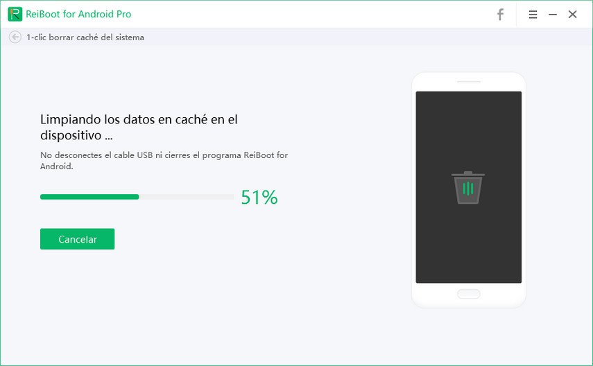 eliminando cache android