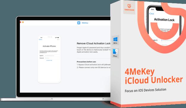 Tenorshare 4uKey programa para administrar contraseñas ios producto logo