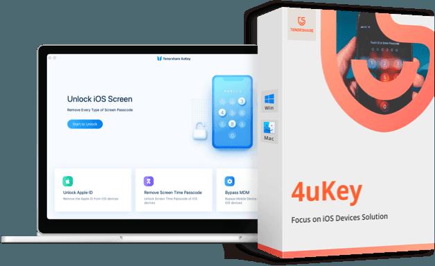 4ukey producto logo