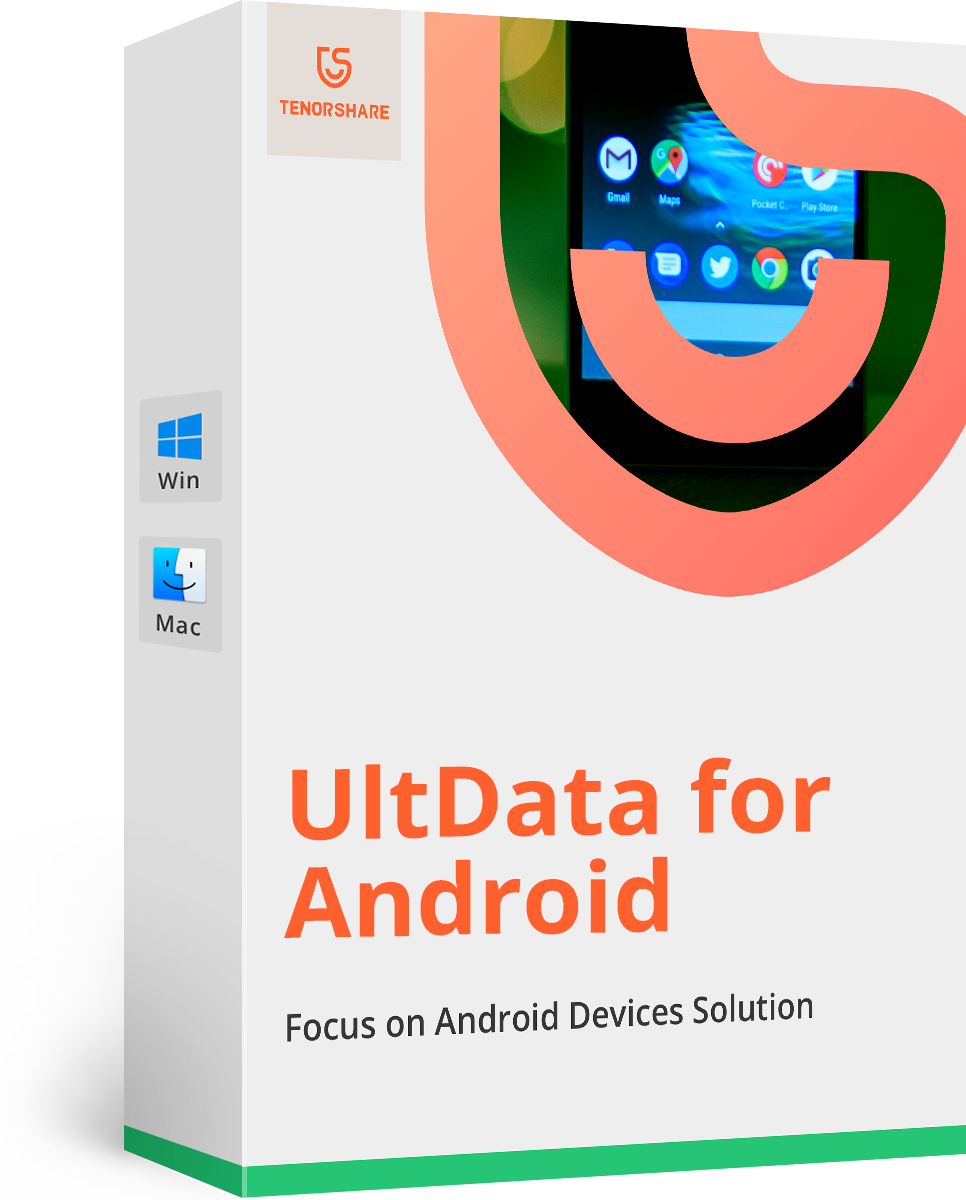 Tenorshare UltData para Android (Mac)