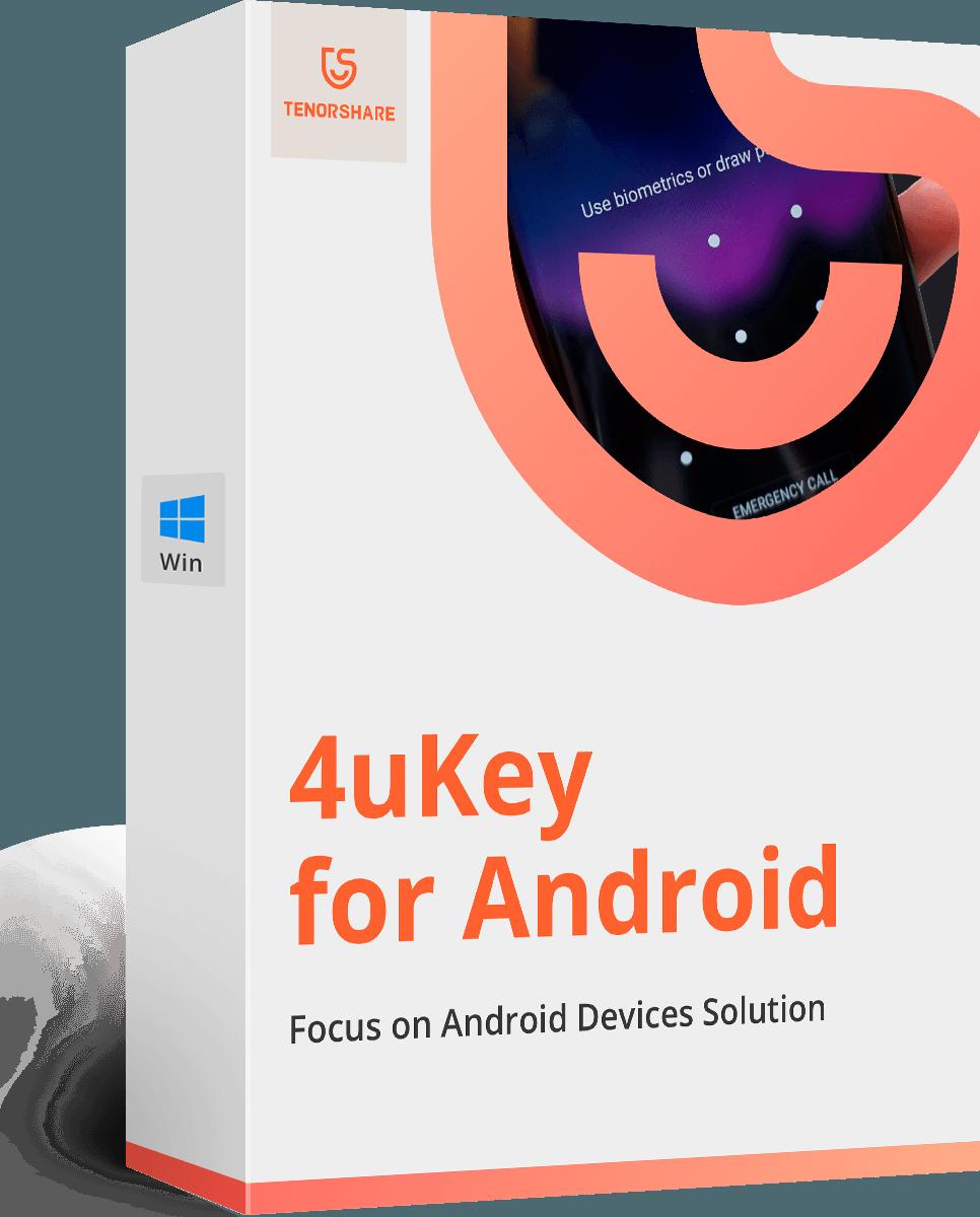 Tenorshare 4uKey para Android