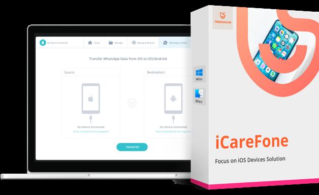 icarefone producto logo