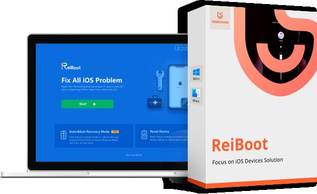 reiboot pro producto logo
