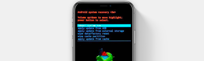 modo recovery android solución reiboot android