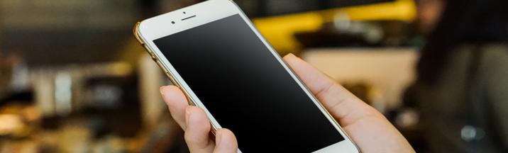 iphone pantalla negra solución con reiboot